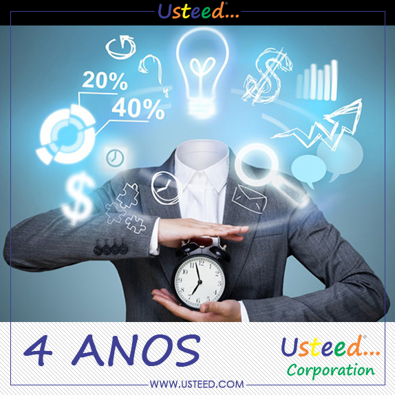 4 anos Usteed Corporation