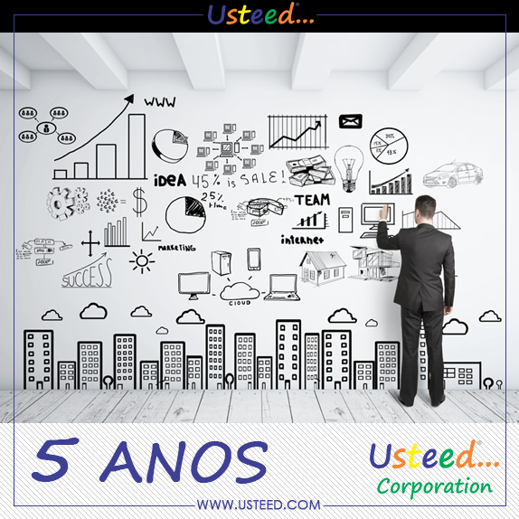 5 anos Usteed Corporation