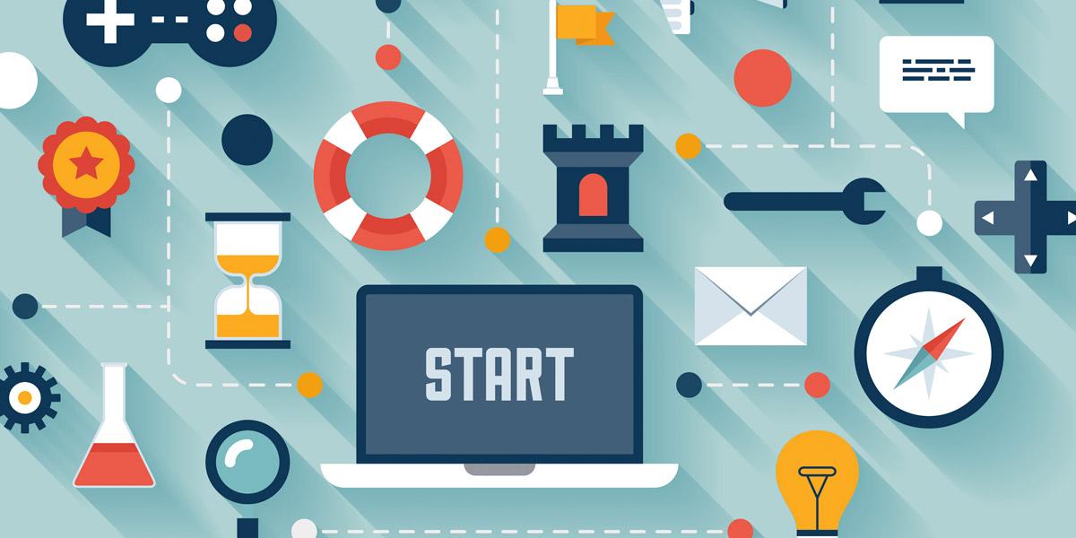 """Dê o """"Start"""" no seu sonho! Construa o seu """"negócio próprio""""!"""